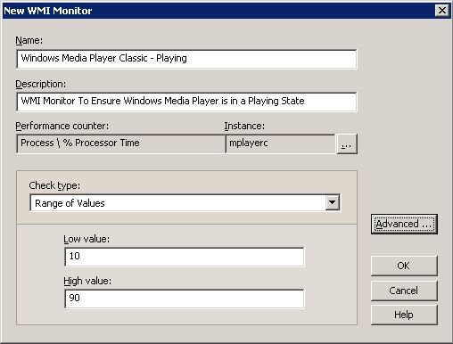 New WMI Monitor